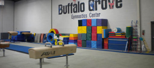 Buffalo Grove Gymnastics provides the best tumbling equipment for your kids.