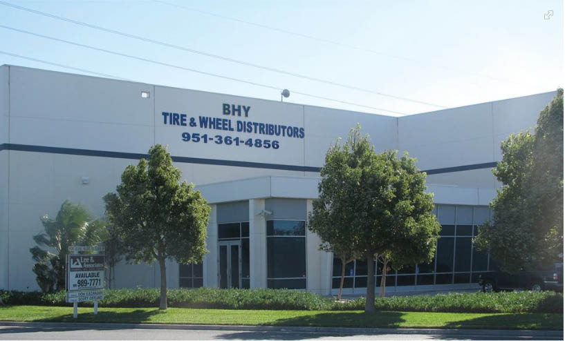 Look for our storefront location on San Sevaine Way in Mira Loma where you can buy the best tires for less