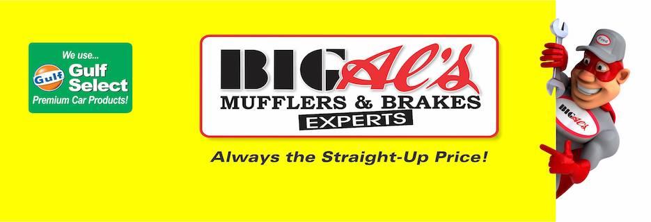 Big Al's Automotive in Virginia banner