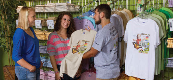 Custom shirts in Brentwood, TN