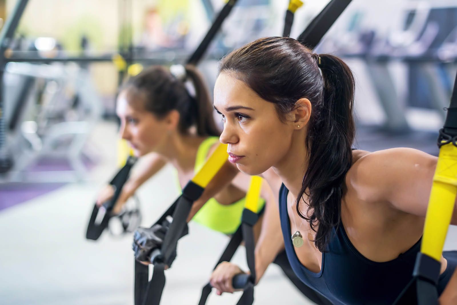 When you start off with fitness instruction taught to you by experts, you'll be sure to get to your goals in the safest most effective way possible.