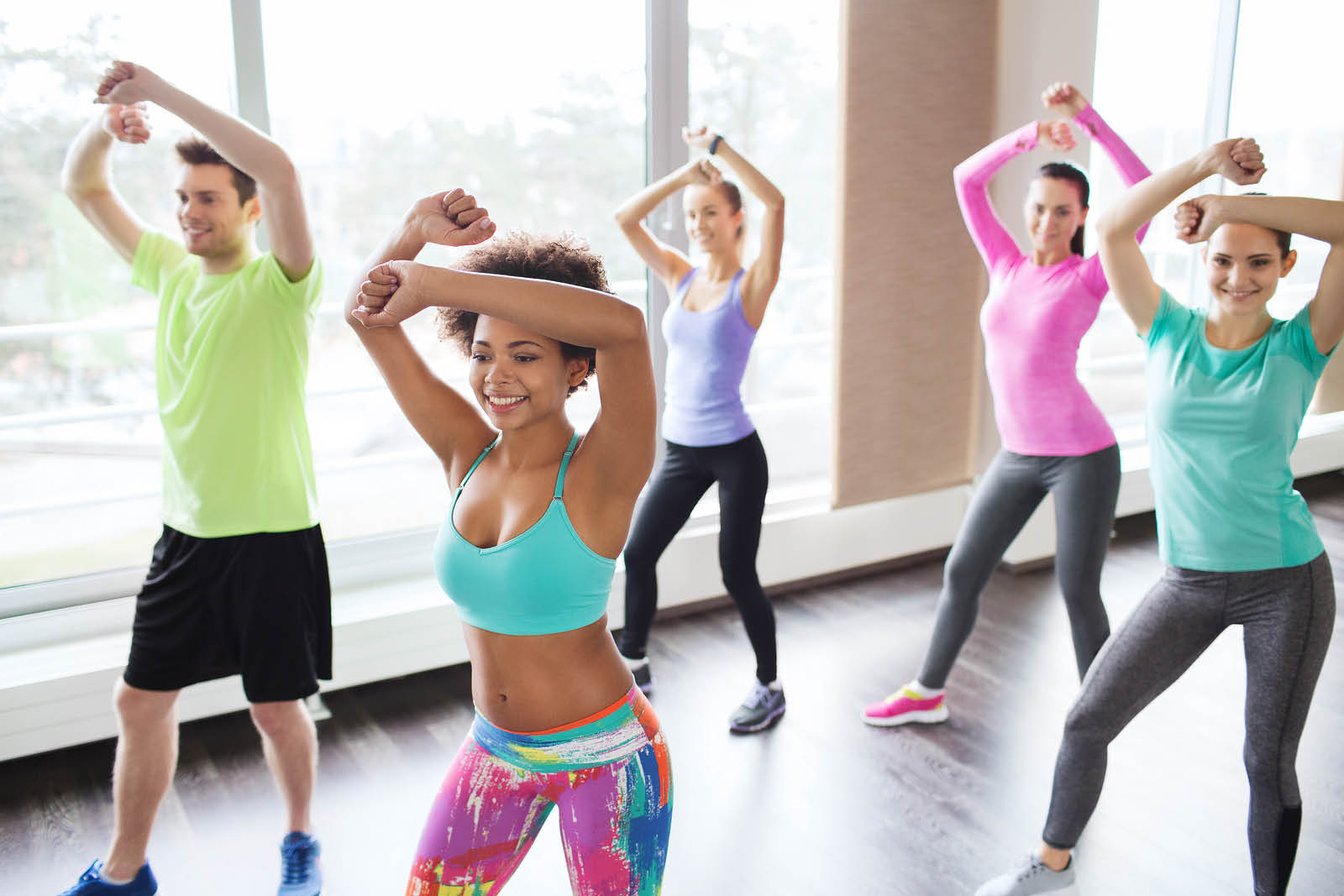 Group Exercise: The Group Exercise program at Century Fitness offers so many great ways to move you.