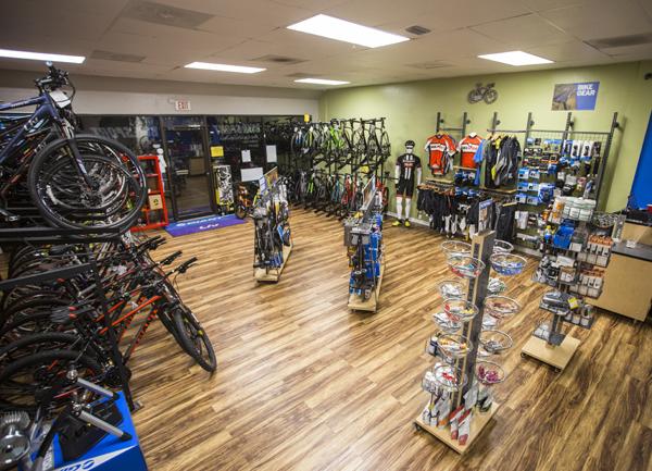 Bike Sport Bike Shop Bicycle selection in Oldsmar, Florida