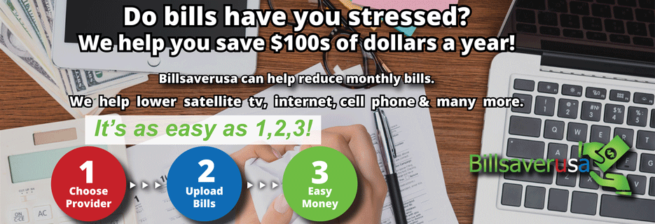 lower your bills with billsaverusa.com
