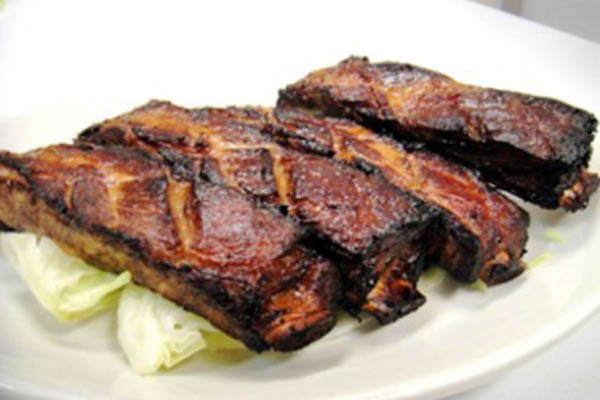 Billy Lee's Chinese Restaurant ribs