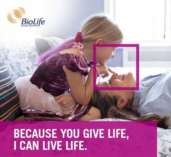 biolife medical plasma donation service money for plasma