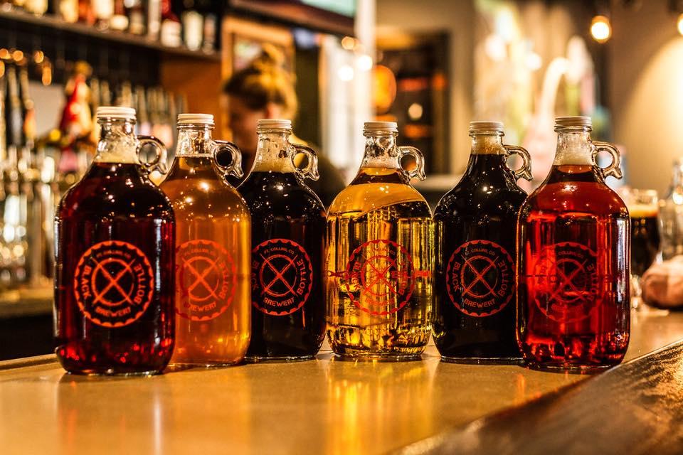 black bottle brewery fort collins colorado