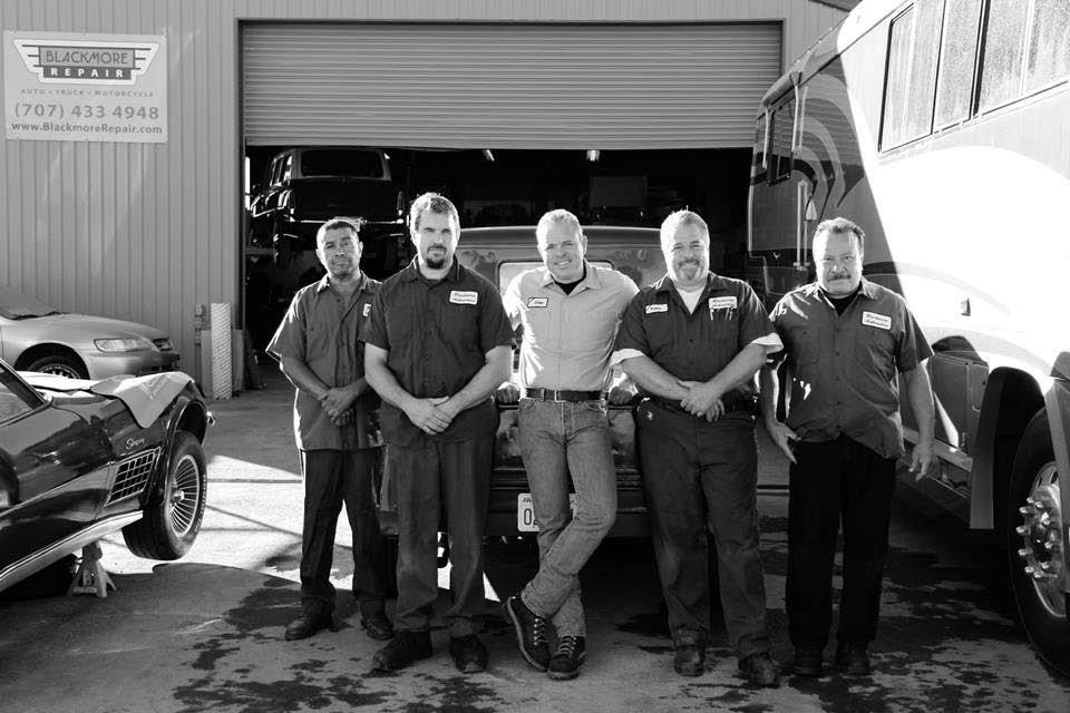Blackmore Auto & Truck Repair Staff