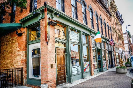 the blarney irish pub toledo historical downtown