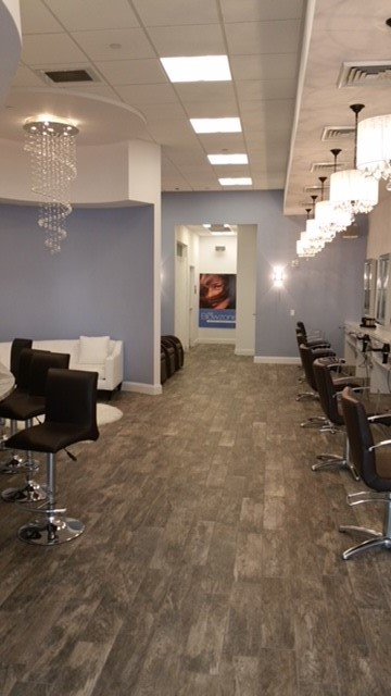 hair salon in Palm Beach County, FL; blow dry bar; bridal hair