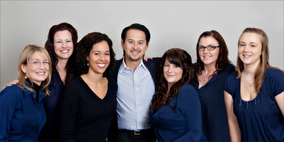 Our friendly and knowledgeable staff at Blue Apple Dental Group is here to help
