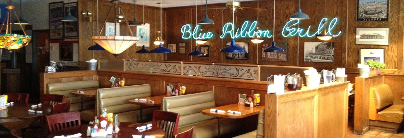 Blue Ribbon Grill in Tucker, GA Banner ad