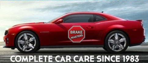 Complete Car Brake Masters Logo near Corn Creek
