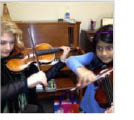 Violin Lessons Available at B Natural Pianos & Music School in Rockaway NJ