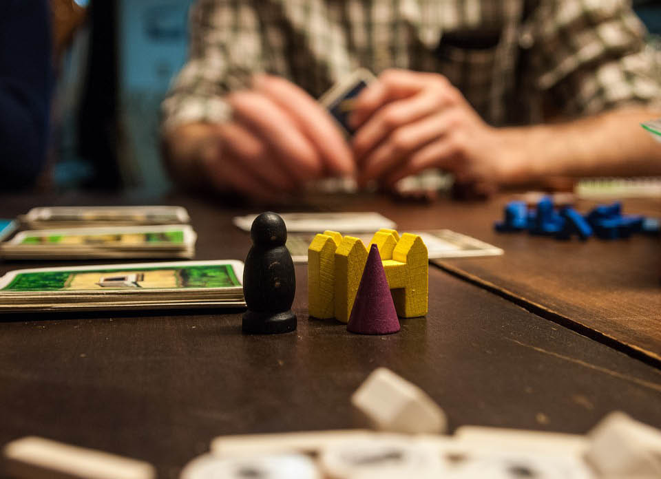 board games role playing games