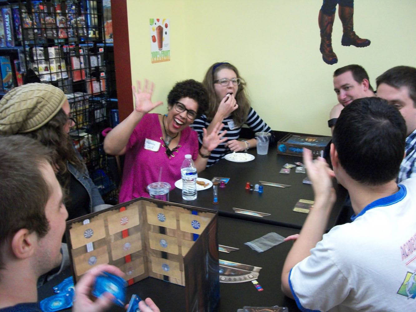 Play board games in Harrisburg, Camp Hill and Colonial Park