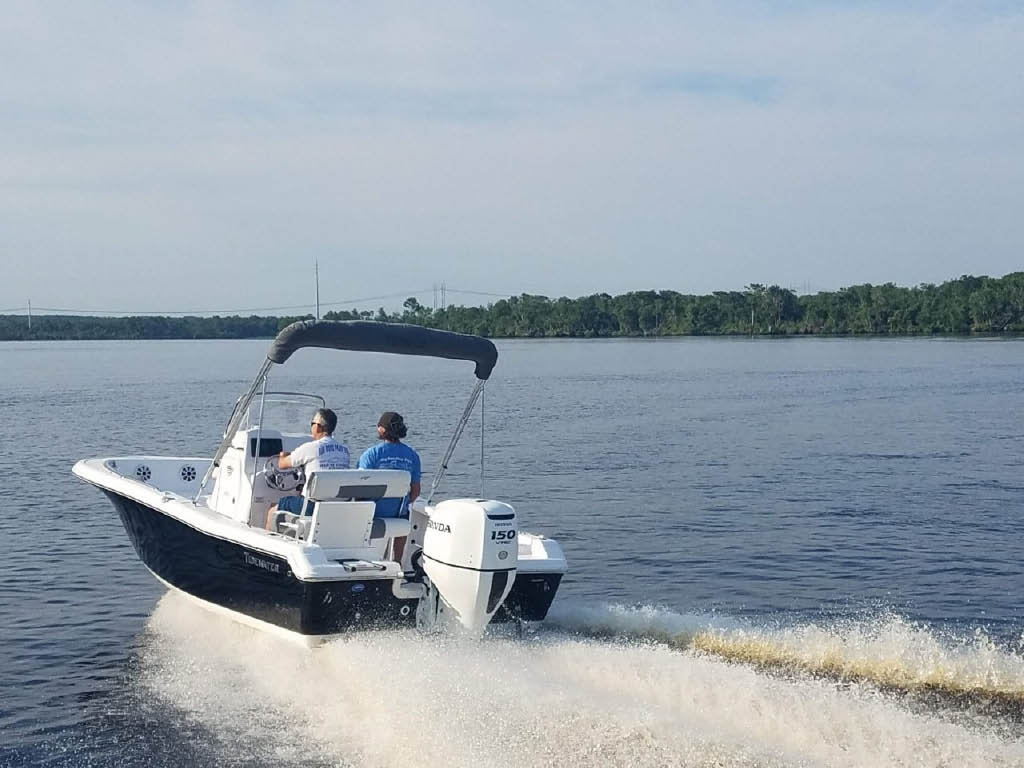 The Boat Guy carries Tidewater Boats. Center Console, The LXF & SUV series, Bay Max & Carolina Bay models. Come in and let us show you the value of Tidewater Boats