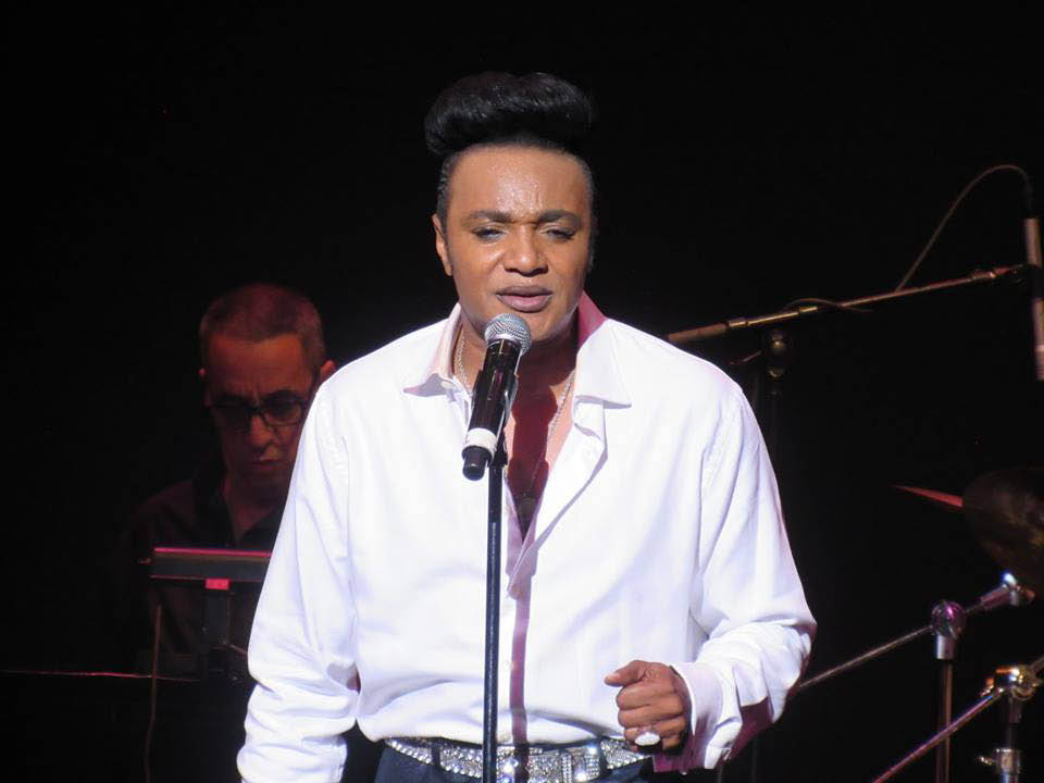 Bobby Brooks Wilson starring in Motown in Munster at The Theatre At The Center 2/2/19