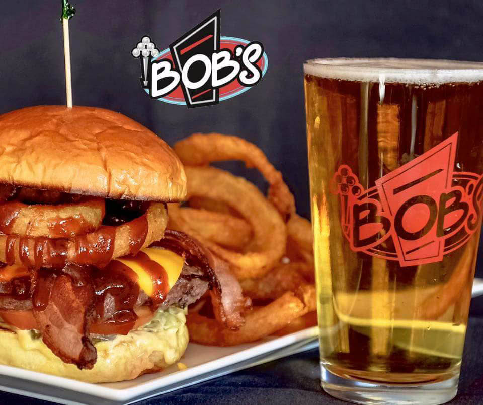 bob's burgers and brew restaurant puyallup BBQ beer