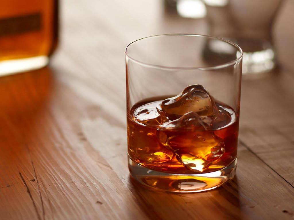 The Bogey Inn bourbon