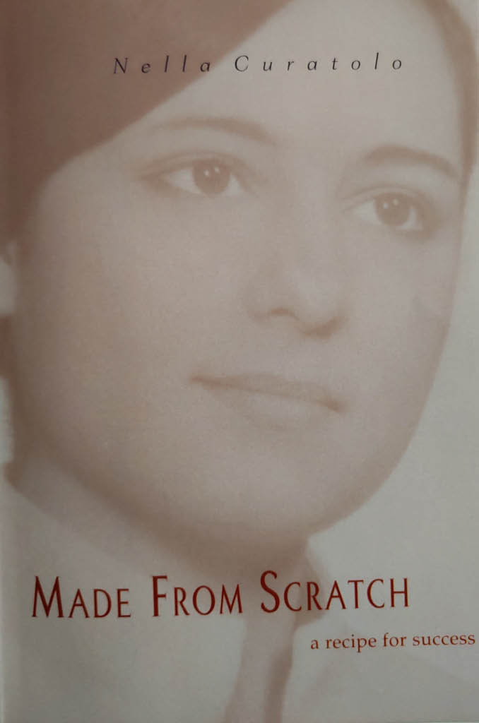 Made From Scratch a recipe for success cookbook bellwood, il
