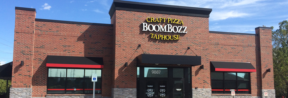 Boombozz Pizza & Taphouse, Fishers, IN, Carmel, IN, Pizza, Salad, Flavored Mule