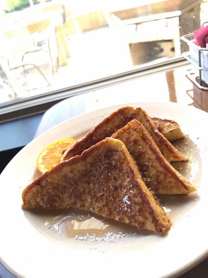 Boosters's Buoy Dock Side now Serving Breakfast on weekends.