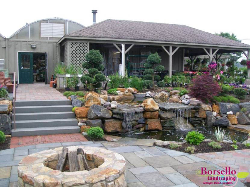 outdoor lighting,outdoor lighting design,planting,walkways,landscape in kennett square,landscape in avondale, pa,