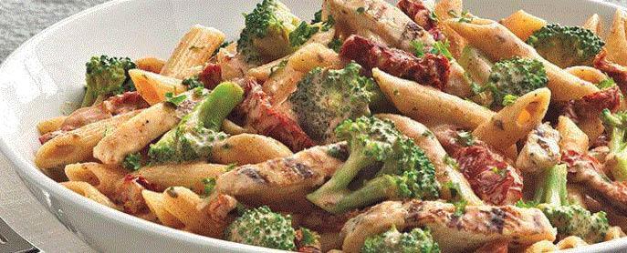 Picture of pasta dish at Boston's Pizza in Haslett, MI