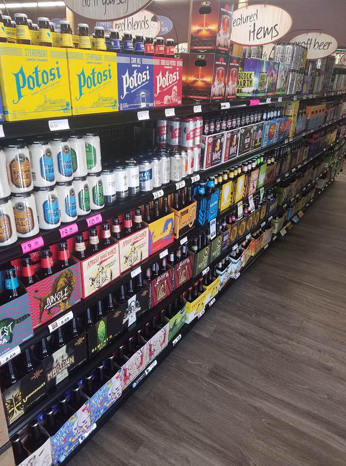 The Bottle Shop of Grafton Craft Beer near Port Washington