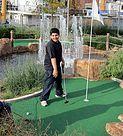 Mini golf near Bellevue, NE