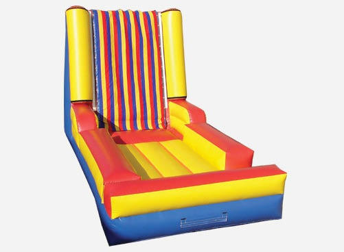 Sticky wall inflatable rental; birthday party rentals