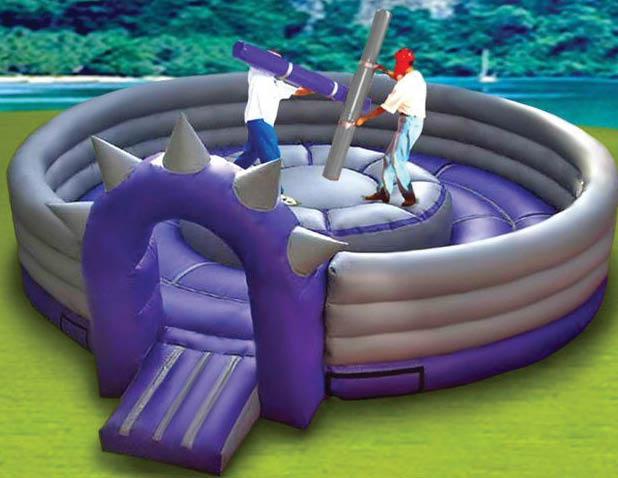 Gladiator arena inflatable