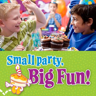 Have your next family event at BounceU
