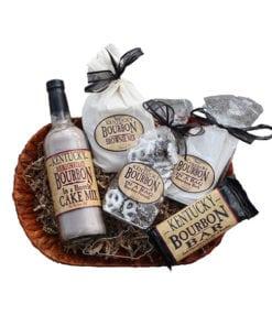 Gift Baskets Bourbon and Chocolate