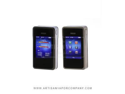 box mod; the artisan vapor company