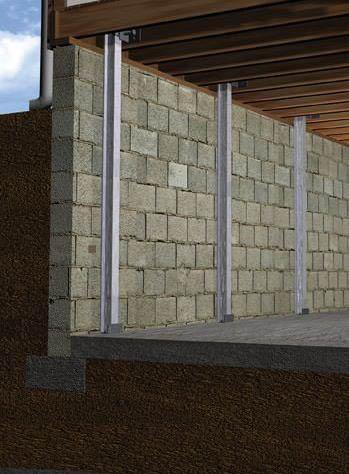 foundation repair,foundation repair in montgomery county,foundation repair in chester county,foundaiton repair in berks county,wall bracing,wall brace