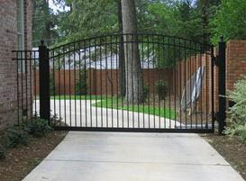 Get a gate with masonry in Oak Grove, SC