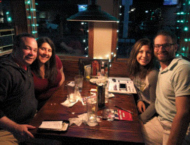 Picture of customers enjoying trivia night at Brady's Tavern in Beverly Hills, MI