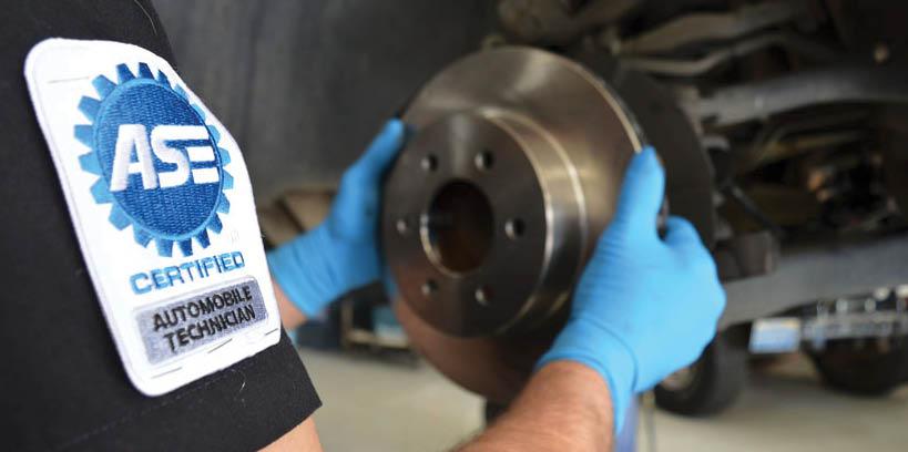 Parker Road Automotive Brake Repair in Wylie, TX