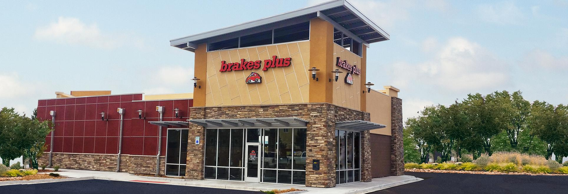 Brakes Plus in Texas banner