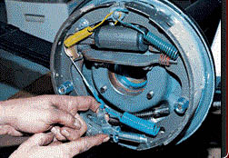 Picture of car repair at Brakes X Press in Sterling Heights, MI