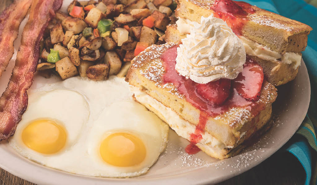 breakfast is available all day