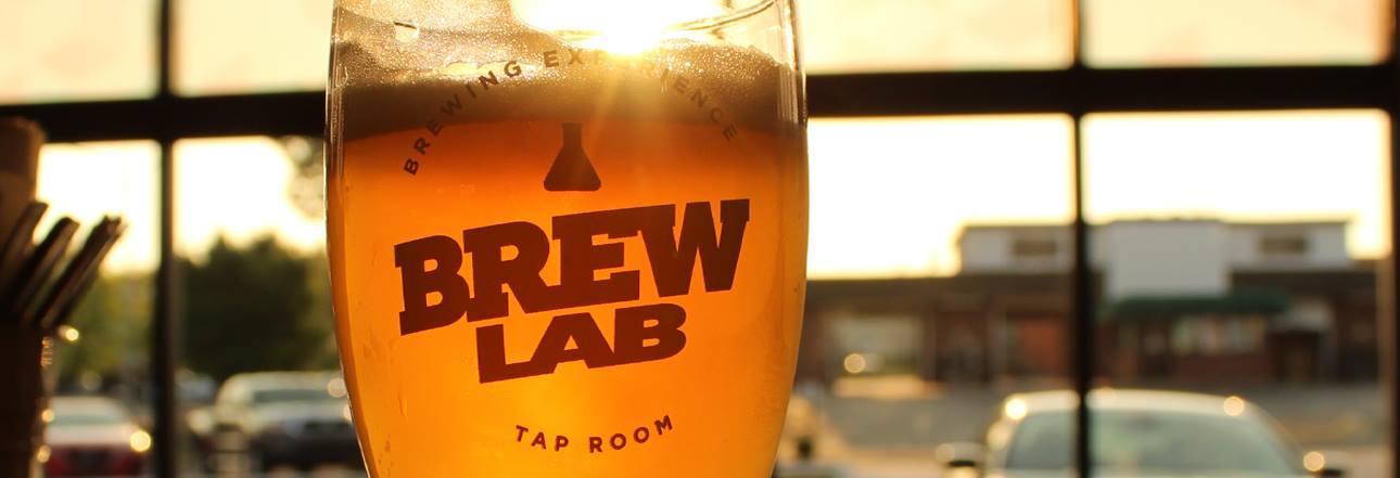 Brew Lab Tap Room banner image