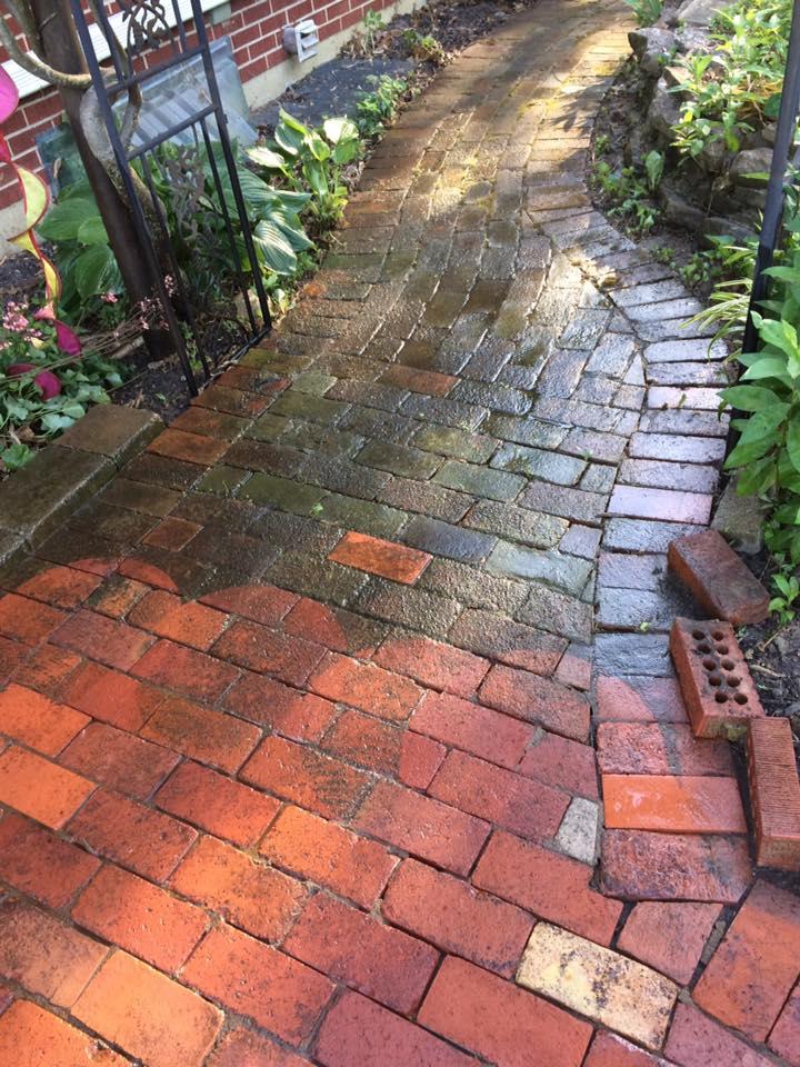 total house wash pressure washing siding sidewalks driveways decks cincinnati ohio