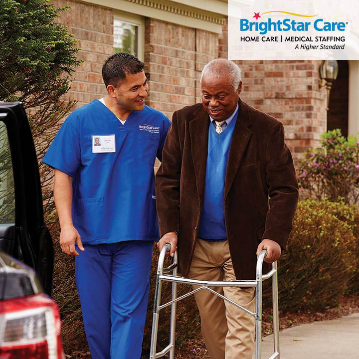 Brightstar Home Care of Racine WI higher standard of care