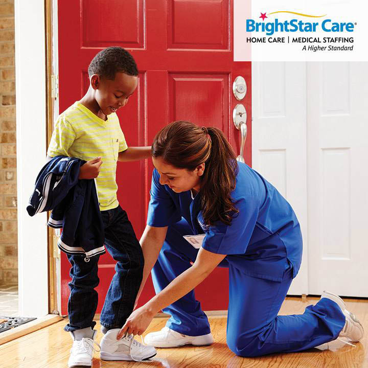 Brightstar Home Care of Racine WI helping hands