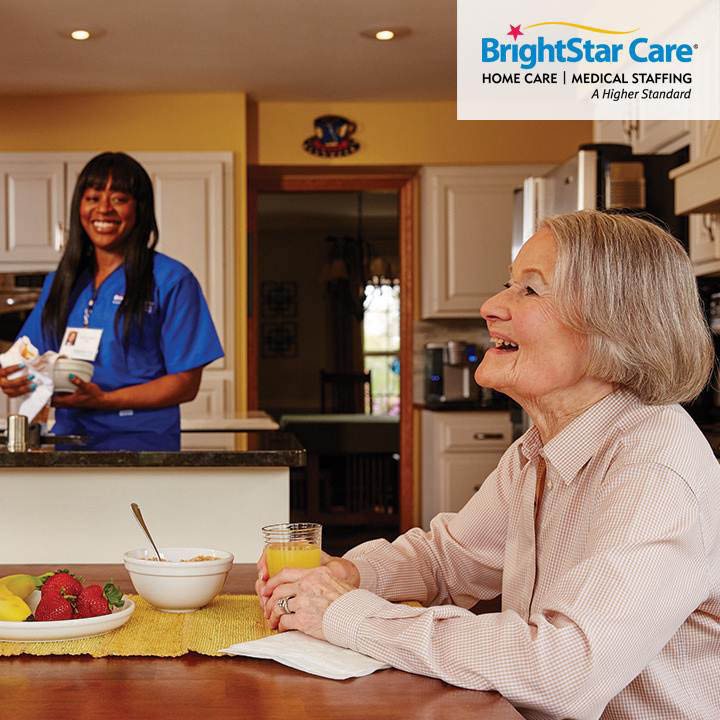 Brightstar Home Care of Racine WI handles daily tasks