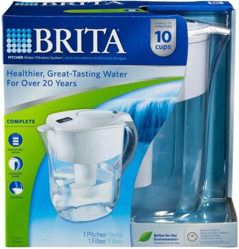 Brita home water filtration system from Save On 5th