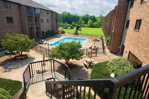 brookwood retirement community assisted living swimming pool cincinnati ohio